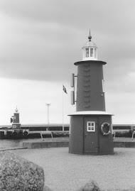Feux du port d'Helsingør (Danemark)