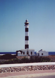 Phare du Cap d&#39;Artrutx (Minorque, Espagne)