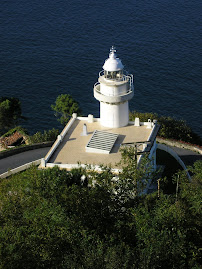 Phare d&#39;Igueldo (Espagne)