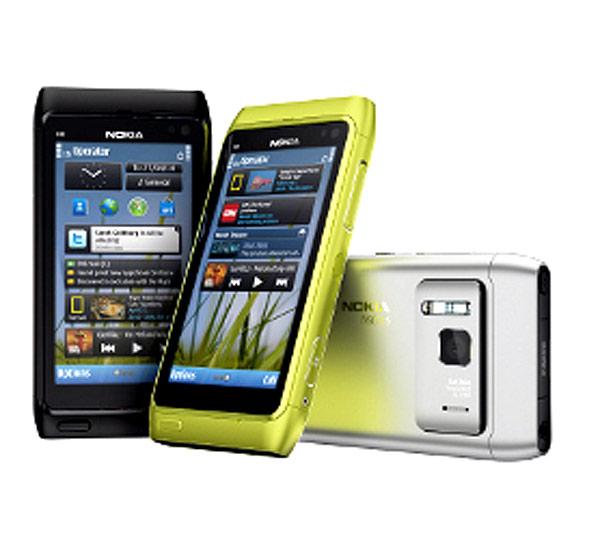 Nokia N8-00 Smartphone!! Nokia the Latest!!