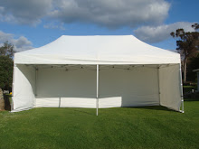 3 x 6m Pop-up Marquee