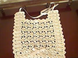 babete em crochet