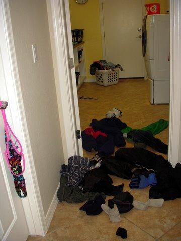 the gab blog: Chinese Laundry