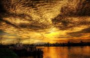 Sarawak Sunset Scenes (xxx sunset)