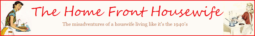 The Home Front Housewife