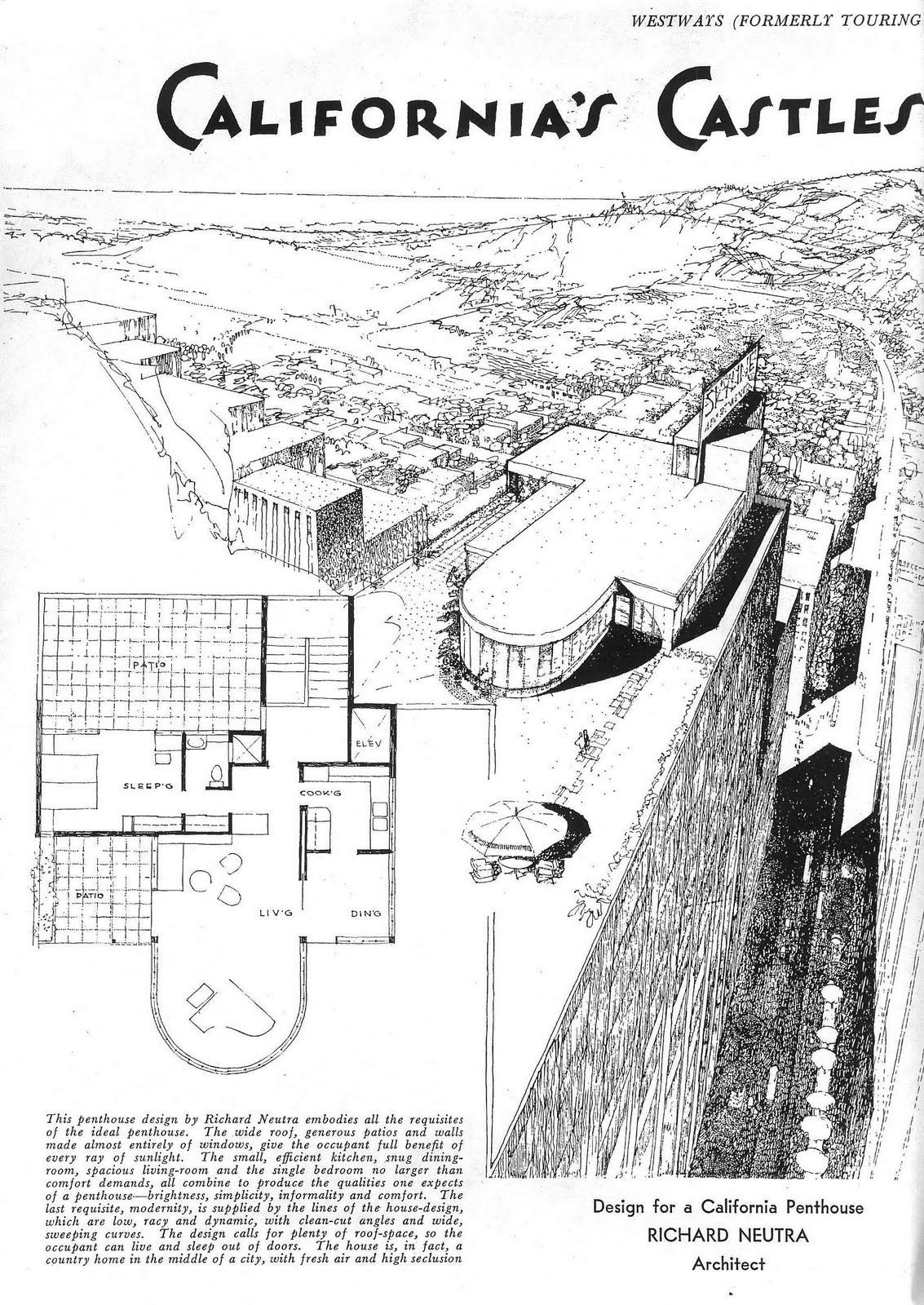 Westways, 1934.