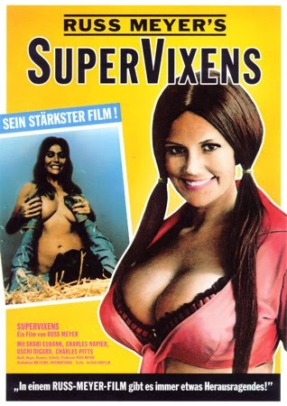 Dynamite, psycho cops, and well-endowed women... this must be seen to be ...