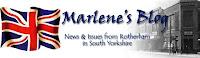 MARLENE'S BLOG (1/09)