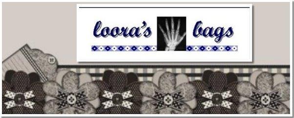 loora's hand bags