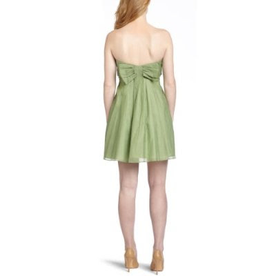 Womens Strapless Dress