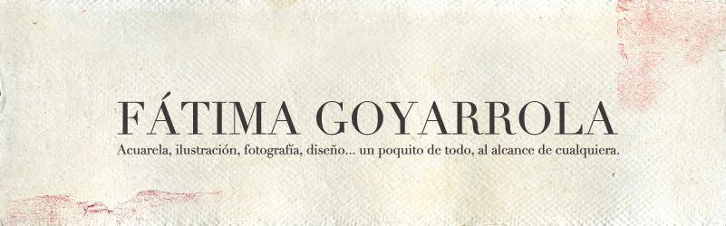 Fátima Goyarrola