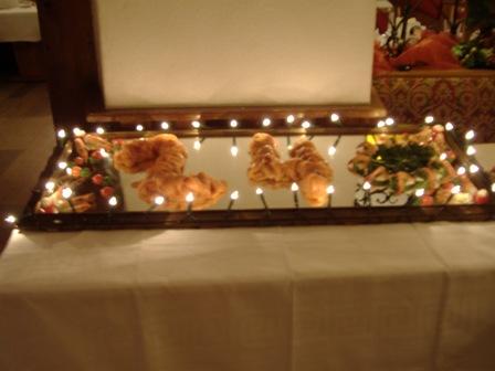 Weihnachtsbufet
