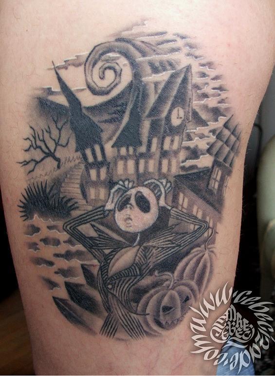 татуировки женские на ноге - Ноги Мир тату