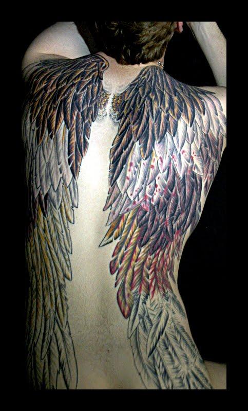 Татуировки на спине мужские фото - татуировки на спине мужские