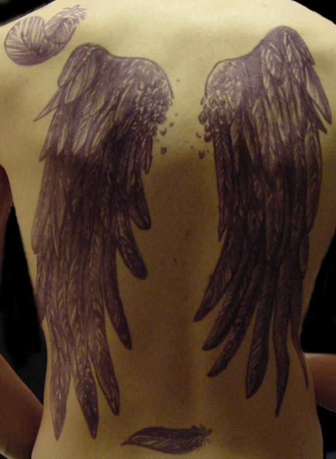 Как я эскиз татуировки рисовал Пикабу