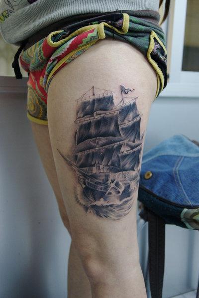 татуировки на ноге мужчины - Тату на ноге мужские Татуировки на ногу для мужчин
