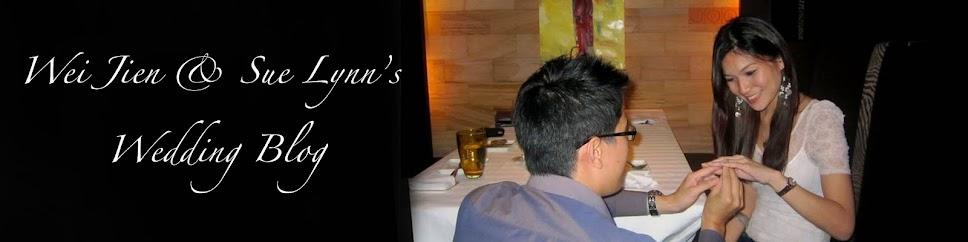 Wei Jien & Sue Lynn's Wedding