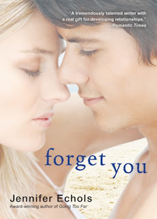 ForgetYouH518 Review: Forget You by Jennifer Echols