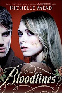 Bloodlines 320 Cover Reveal: Bloodlines by Richelle Mead