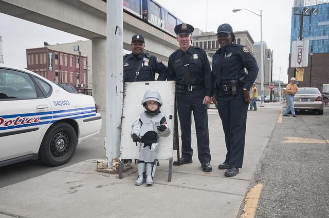 Part Kid Part Machine All Cop Sweet Juniper