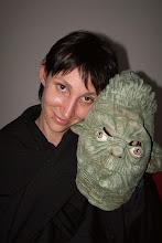 Carole, alias Maître Yoda