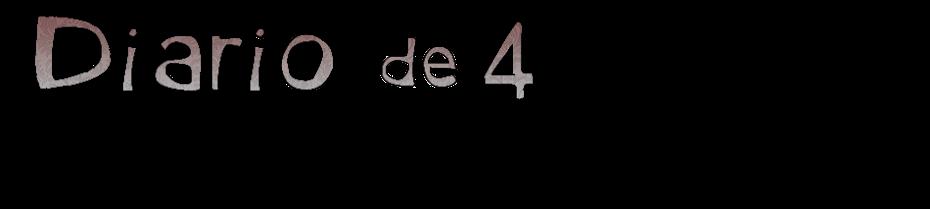 Diario de 4 adolescentes
