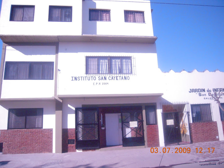 Instituto San Cayetano