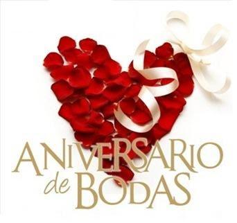 Aniversario de bodas matrimonio per for Regalos de aniversario de bodas para amigos