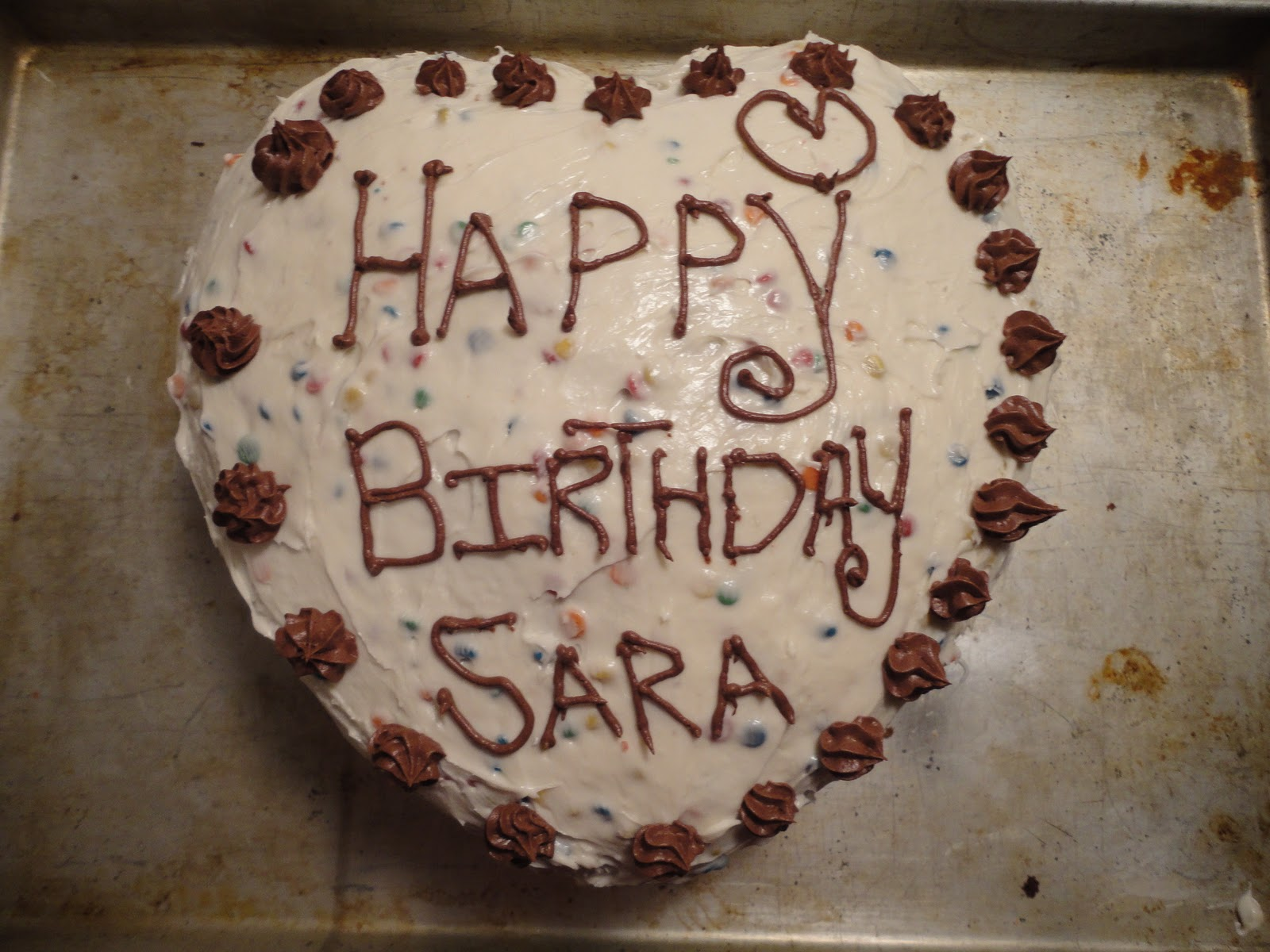 365 Days Of Life Love And Laughter Saras Birthday Cake Day 28