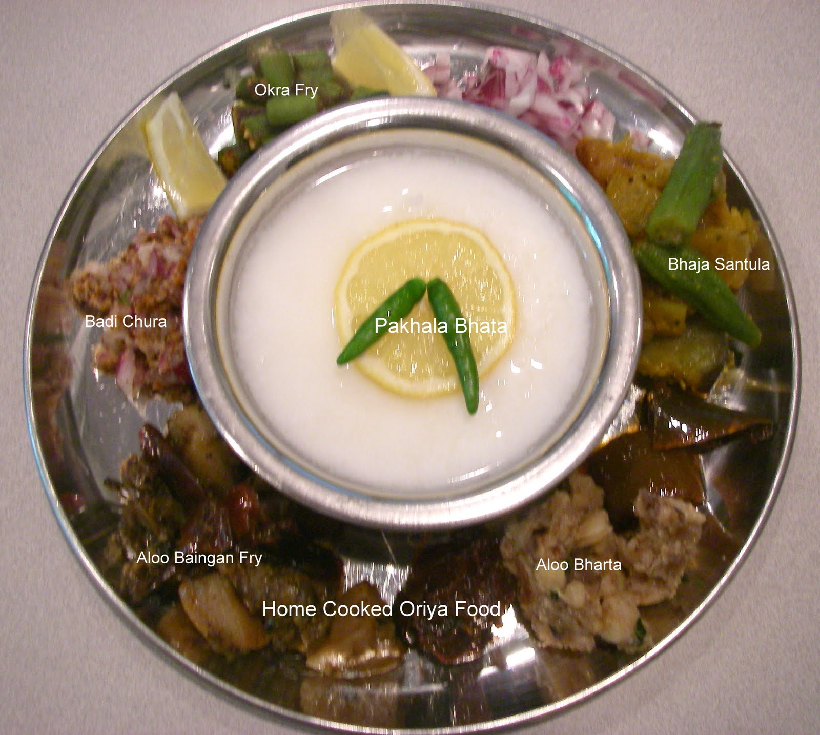 Oriya food summer feast with pakhala bhata summer feast with pakhala bhata forumfinder Image collections