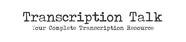 Transcription Talk