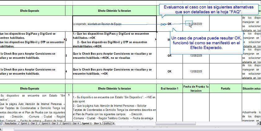 Magnífico Qa Plan De Prueba Colección - Colección De Plantillas De ...