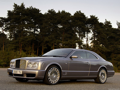 2008 Bentley Brooklands Pictures