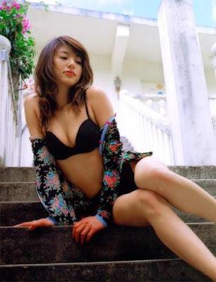 Japanese Model, Haruka Igawa