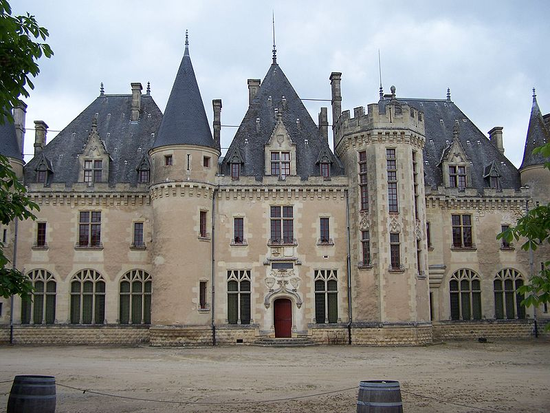 the decorated house ancestry french castles chateaus