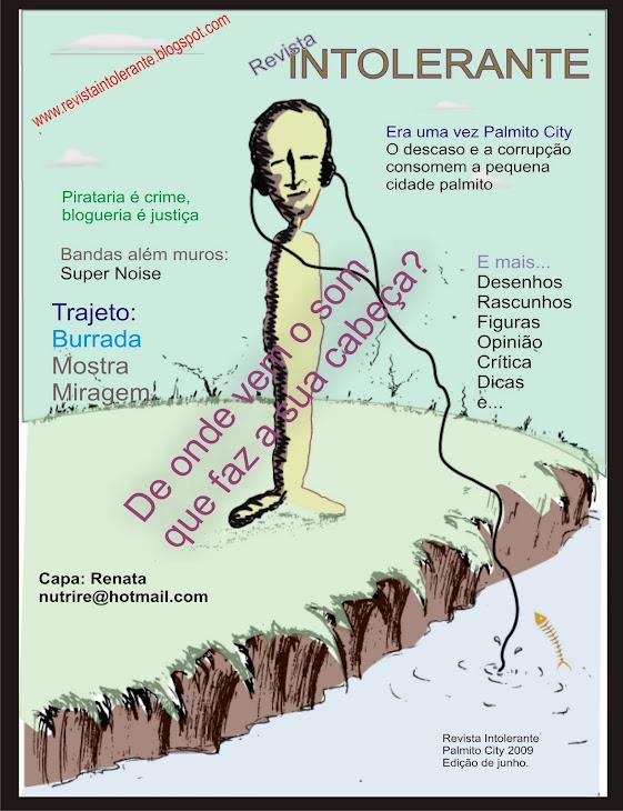voltada à contra cultura do Estado do Tocantins: fotografia, literatura, música, esporte, lugares e arte em geral.