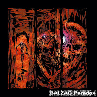 BALZAC - Space Vampire In Silence Noise