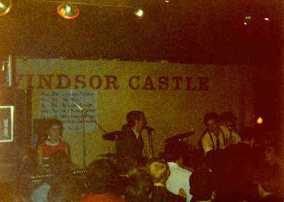 Small Hours en el Windsor Castle