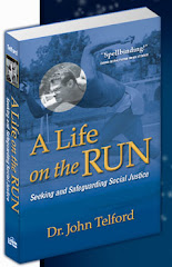 A Life on the Run Book