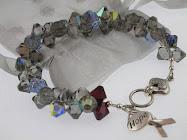 Heart of Hope Bracelet benefiting ALS