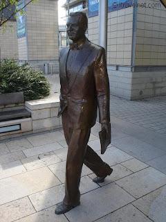 Statue de Cary Grant