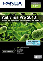 Free Download Panda Antivirus Pro 2010 9.01.00