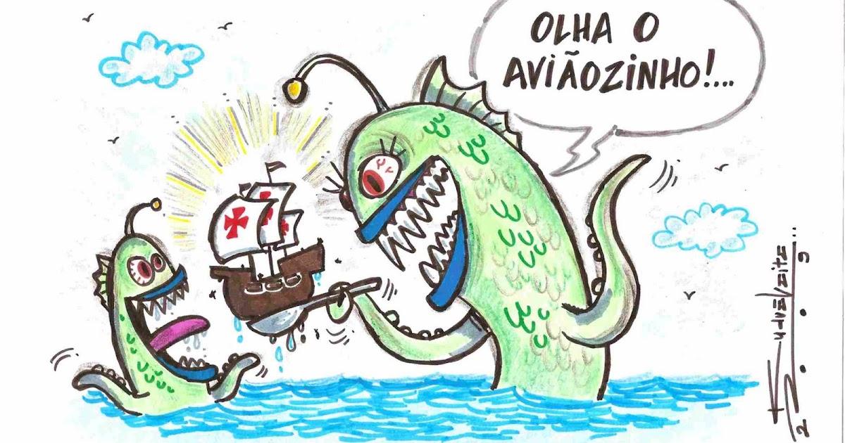 Resultado de imagem para barco brasil na tempestade charge