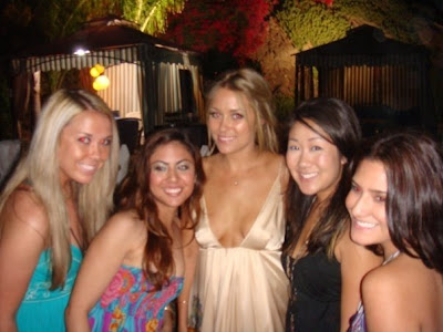 Lauren Conrad is sweet and friendly, not to mention
