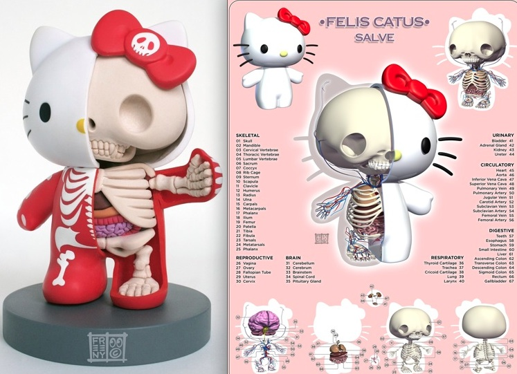 Hello Kitty And Toy Story Jessie Images : Yonomeaburro anatomía de hello kitty mario bros toy