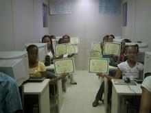 Entrega de certificado
