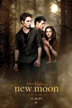 kristen stewart and robert pattinson new moon. robert pattinson new moon.