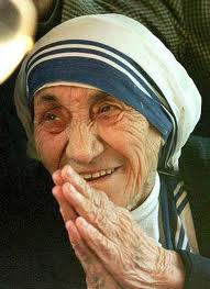 encomium on mother teresa Calcutta, india (cnn) -- the worldwide missions of charity elected sister  nirmala, a hindu convert to catholicism, to replace mother teresa.
