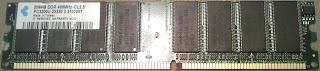 256MB DDR-400MHz «Hynix»