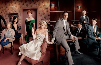 Fashion Photos on Tv Warrior  Mad Men  Season 1